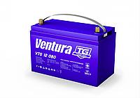 Гелевый аккумулятор АКБ Ventura VTG 12-080 M8, 12В/100Ач для солнечных панелей