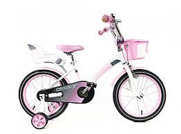 "Детский велосипед Kids Bike Crosser 3 - 18"" Pink"