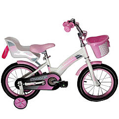 Детский велосипед Kids Bike Crosser 18 Pink
