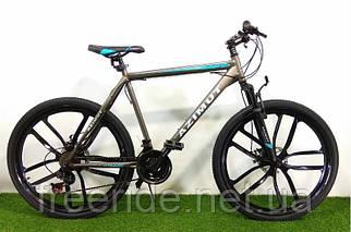 Гірський велосипед Azimut Energy 26 GD (21) Premium + Shimano