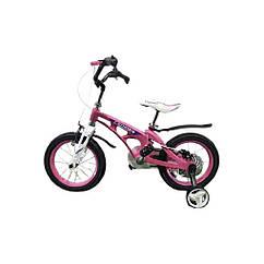 Велосипед дитячий полегшений Crosser MAGNESIUM SPACE 20 Pink