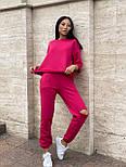 Летний костюм спортивный женский со штанами, фото 2