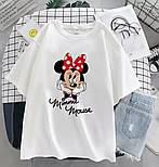 Женская футболка прямого кроя, фото 2