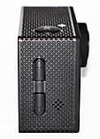Туристическая Экшн камера Action Camera D600 Full HD для подводной съемки большой комплект креплений, фото 7
