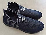 Мужские кроссовки КРОК К209 СИНИЙ, фото 2