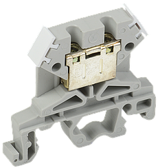 Зажим наборный ЗНИ-4мм2 (JXB35А) серый IEK