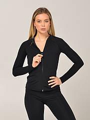 Женская спортивная кофта NV Manx черная