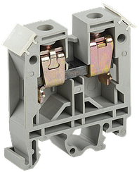 Зажим наборный ЗНИ-16мм2 (JXB100А) серый IEK
