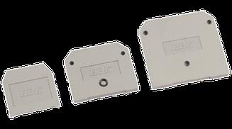 Заглушка для ЗНИ-16мм2 (JXB100A) серый IEK