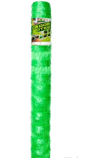 Сетка огуречная  шпалерная Clever 13x18 см ячейка 1,7м