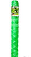 Сетка огуречная  шпалерная Clever 13x18 см ячейка 1,7м, фото 1