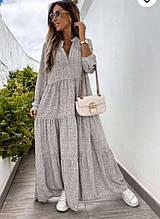 Женские платье софт белое SKL11-289955