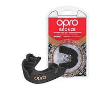 Капа Opro Bronze Black SKL24-277181
