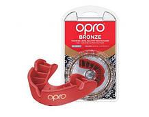 Капа Opro Bronze Red SKL24-238207