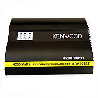 Автоусилитель звука Kenwood CAR AMP MRV 905 BT+ USB усилитель автомобильный в машину