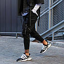 Чоловічі Чорні штани, фото 3