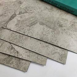Покриття на підлогу для стін гнучкий ламінат на клейовій основі вінілова плитка лінолеум мармур онікс