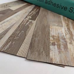 Покриття на підлогу для стін гнучкий ламінат на клейовій основі вінілова плитка лінолеум Мозаїка світла