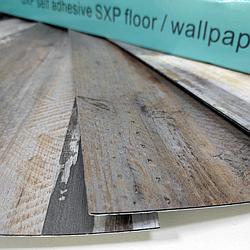 Покриття на підлогу для стін гнучкий ламінат на клейовій основі вінілова плитка лінолеум Мозаїка