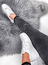 Кросівки жіночі кеди натуральна шкіра, фото 3