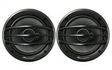 """Автомобільна акустика TS-1074 4"""" 350W трьохсмугові автомобільні колонки Black (av054-hbr)"""