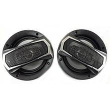 Акустика автомобильная TS-1695 колонки в машину Black (av143-hbr)