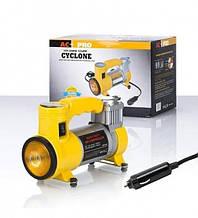 Автомобильный компрессор AC-PRO от прикуривателя Yellow Silver (av159-hbr)