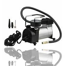 Автомобильный компрессор AIR COMRPRESSOR Black Silver (av160-hbr)