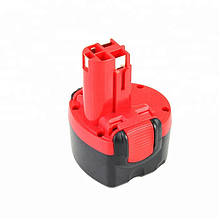 Акумулятор Bosch GSR9,6VE-2, GSR 9.6 Вольт, 9.6 VE-2, GSR9.6 VE-2, PSR9.6 Вольт, 9.6 VE-2 2.0 Ah 9.6 Вольт, 9.6 V