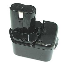 Акумулятор для шуруповерта Hitachi DS12DVB2, DS12DVB2KS, DS12DVC, DS12DVF 2.0 Ah 12 Вольт, 12V