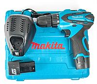 Шуруповерты Makita аккумуляторные DF330DWE 12В с гарантией