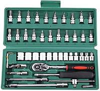 Набор инструментов для авто Piece Tool Set 46 предметов