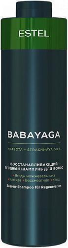 Відновлюючий ягідний шампунь для волосся Estel Professional Babayaga Shampoo