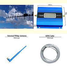 Репитер усилитель Lintratek KW13A-GSM GSM, 4G LTE 900 МГц (усиленный комплект)