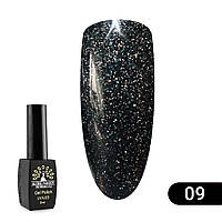 Гель лак Disco Gel Shine Spectrum, Global Fashion, 8 мл № 09