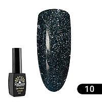 Гель лак Disco Gel Shine Spectrum, Global Fashion, 8 мл № 10