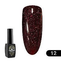 Гель лак Disco Gel Shine Spectrum, Global Fashion, 8 мл № 12