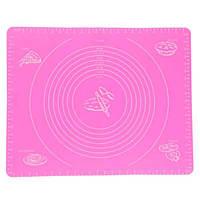 Силиконовый коврик для выпечки и раскатки CHI 40*30 см (101476)