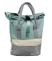 Женская спортивная сумка-рюкзак для мамы Fashion, модный вместительный рюкзак для спортзала путешествий