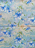 Напірники (бавовна) кольорові 50 х 70, фото 9