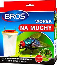 Ловушка-мешок для мух с приманкой, Bros