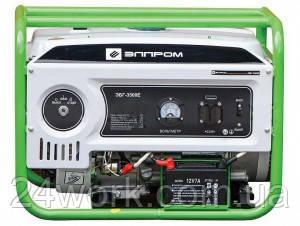 Бензогенератор Элпром ЭБГ-3500  (3,2 кВт)
