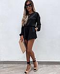 Костюм женский летний с шортами и кофтой, фото 4
