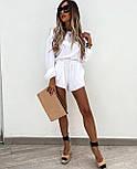 Костюм женский летний с шортами и кофтой, фото 2