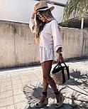 Костюм женский летний с шортами и кофтой, фото 6