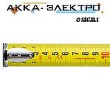 Рулетка обрезиненная 5м×25мм SIGMA (3814731), фото 4