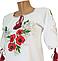 Платье женское Вышиванка с поясом р.42 - 60, фото 2