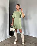 Женское платье с рукавом колокольчик, фото 3