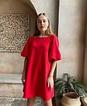 Летнее платье женское джинс бенгалин, фото 3