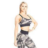 Спортивний топ Better Bodies Gym Sports Bra, Tactical Camo, фото 1